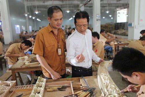 对话大境华创始人王金凤:要创造属于中国人自己的家具