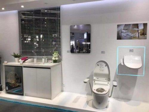 卫浴新品亮相上海进博会 松下推动行业新一轮转型