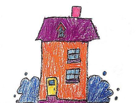 小孩子眼中理想的家竟然是这样的~大写的服!