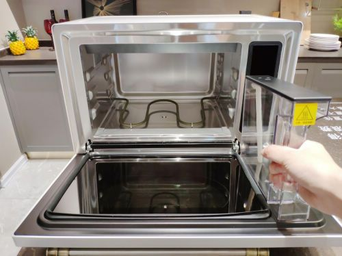 小户型不配拥有蒸烤箱?这台法格复古蒸烤箱了解下!