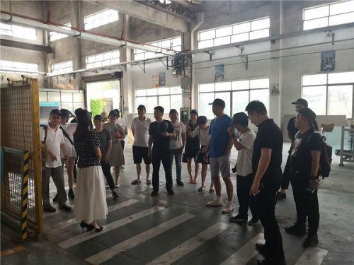 品牌赋能・实力同行|广东家居工厂行志达站