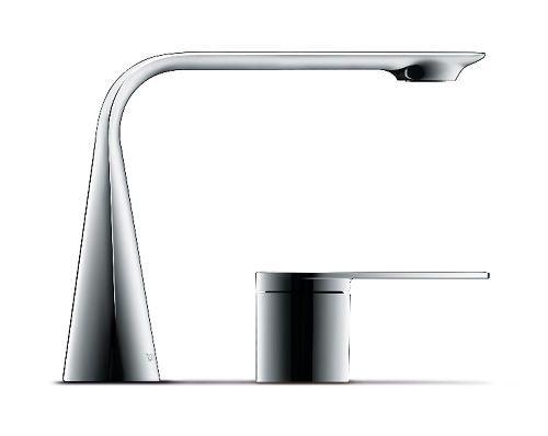 全新德立菲Duravit D.1龙头系列集结典雅设计和卓越科技