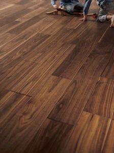 日本知名地板品牌朝日木泰科携手青山周平先生共同开发出新的地板系列
