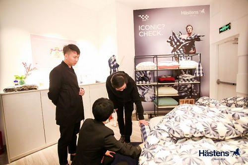 海丝腾重点布局新一线,天堂杭州可享极致睡眠体验