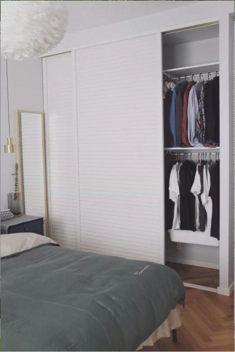 诺维家全屋定制:衣柜要不要做到顶?纠结了几年,看完立刻有了答案!