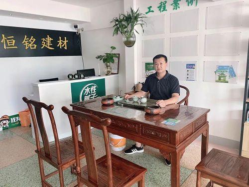 【匠星伙伴】大匠漳浦经销商柯志荣:替好产品发声,替好品牌发声
